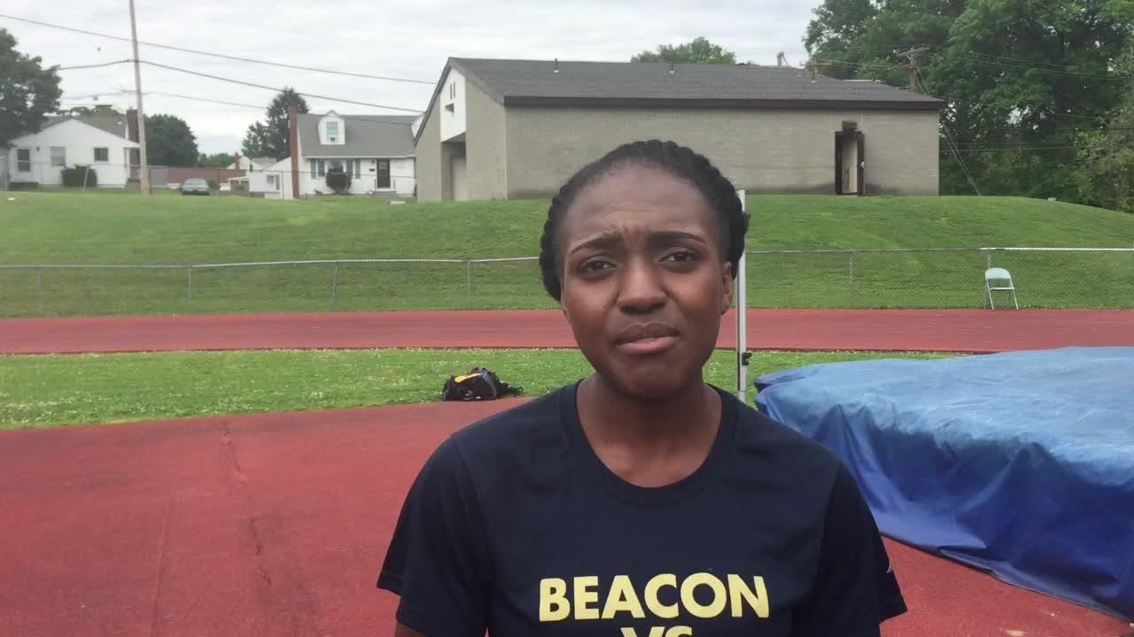 Beacon High School's Jummie Akinwunmi talks about her amazing month of June.