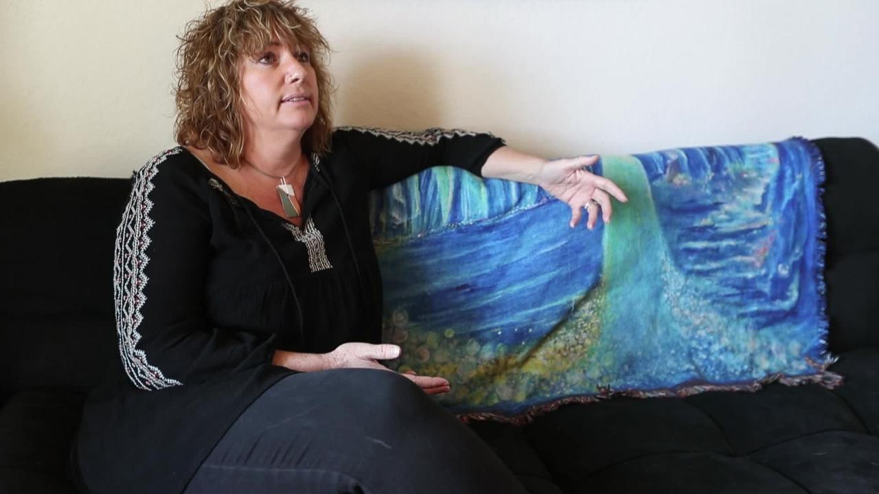 """Lainie Sevante' Wulkan is the founder of the Holistic Chamber of Commerce Cape Coral Chapter. She's linking """"holistic"""" businesses through her Chamber."""