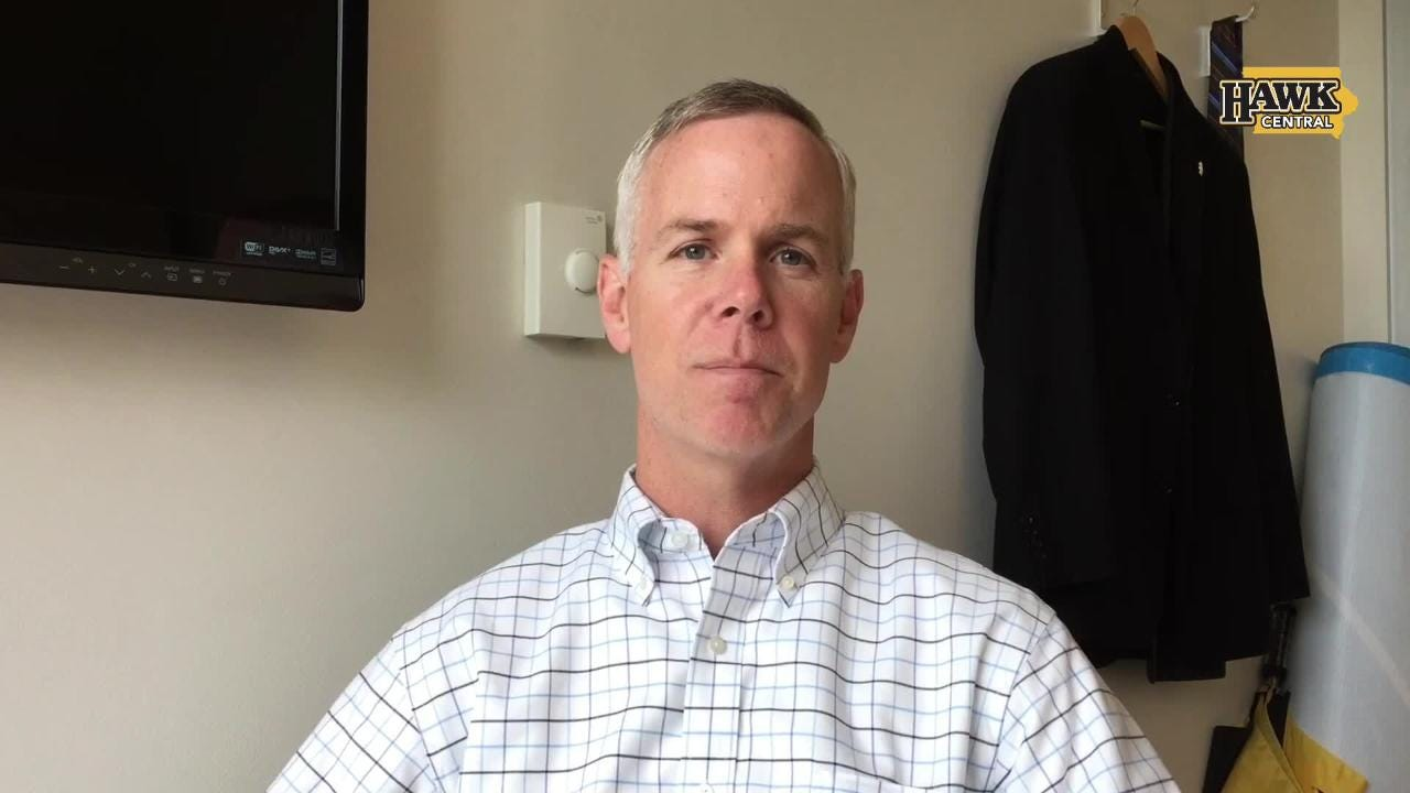 Iowa senior associate athletics director Matt Henderson discusses what fans should expect to see/feel in 2018, 2019 in the North end zone.