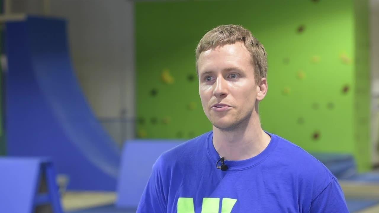 Ninja Logic, a new ninja warrior-style gym, is opening June 12.