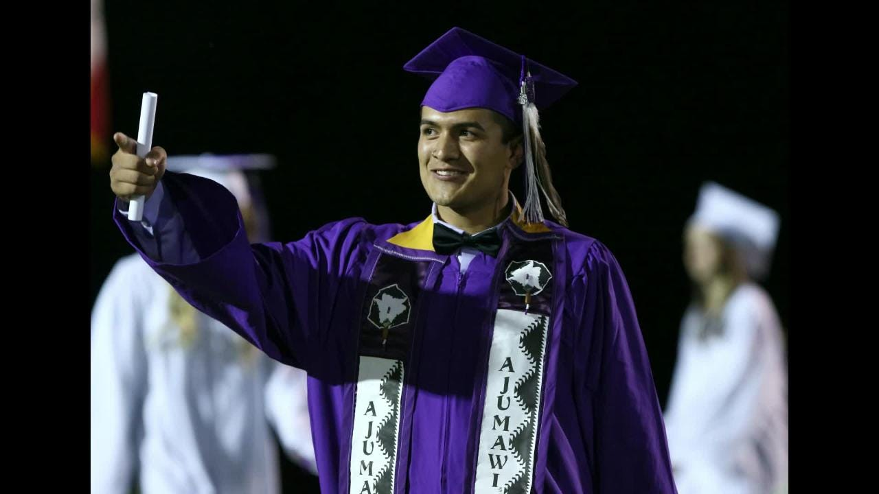 Here are 21 photos, highlights from the Shasta High School class of 2018.
