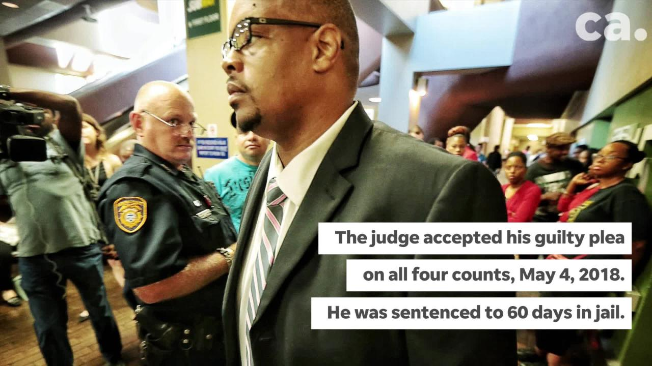 Former pastor and PA announcer for the Memphis Grizzlies is now an admitted and convicted sex offender.  Here's how he ended up behind bars.