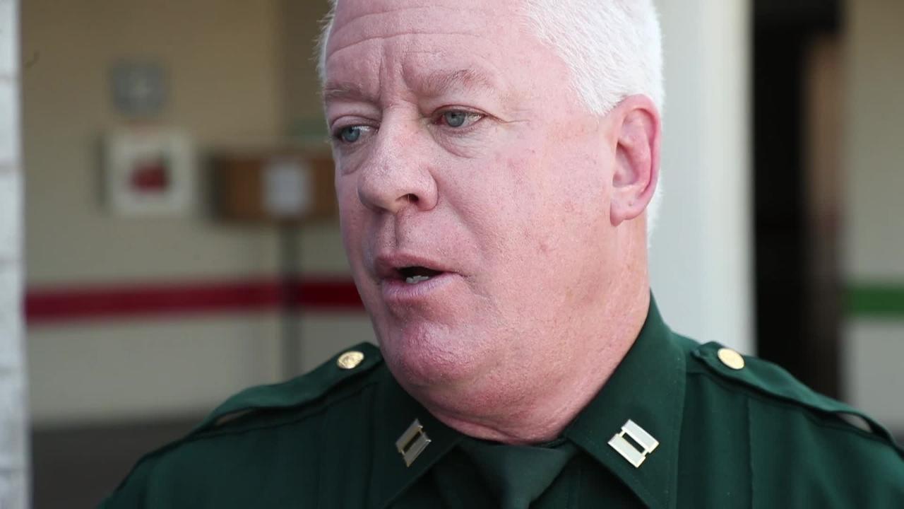 Local law enforcement PIO's talk training for SRO's