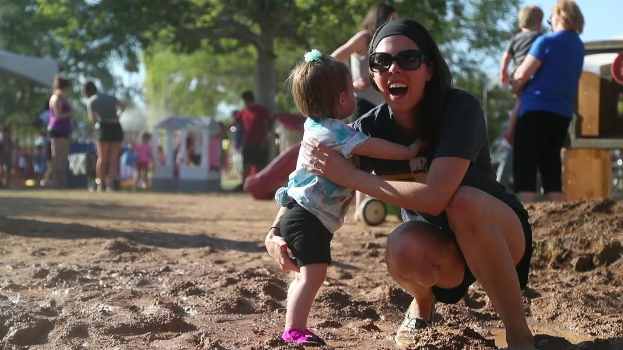 Mighty Mud Mania brings fun and mess to Scottsdale