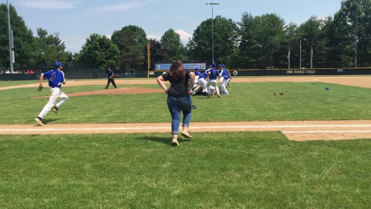 Middlesex wins Group I baseball title