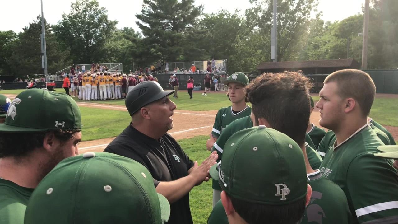 The Spartans look to a bright future after reaching the state championship game and falling to Gloucester Catholic,10-3, on Saturday, June 9, 2018.