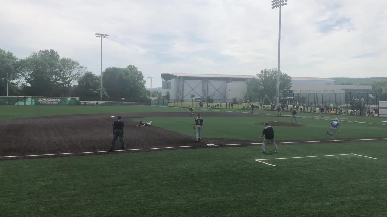Video: Deposit/Hancock captures Class D state title in baseball