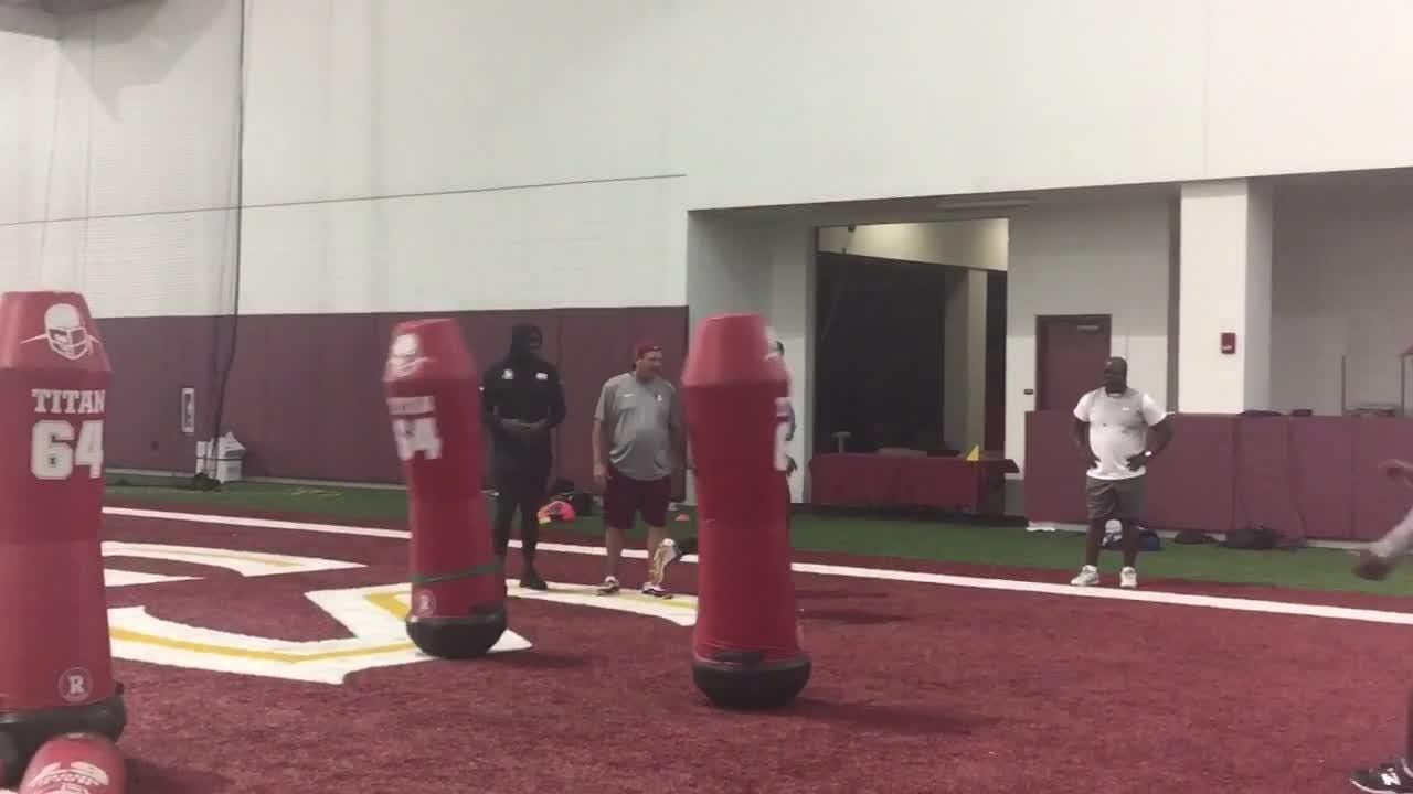 Green is a current FSU commit at cornerback while Davis is a 2019 target at defensive tackle.