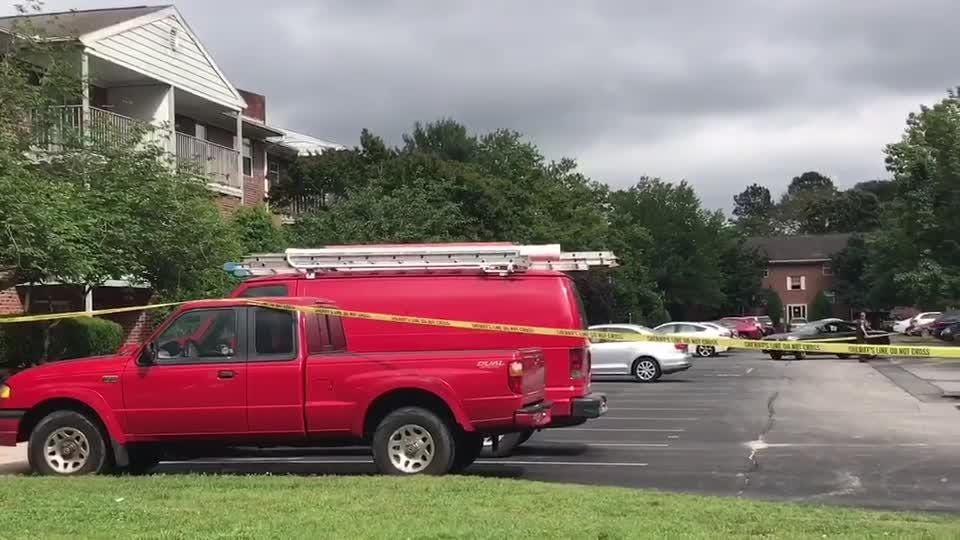 Wicomico County Sheriff's Office was investigating an incident at the Parkwood Apartments on South Schumaker Drive on June 11.