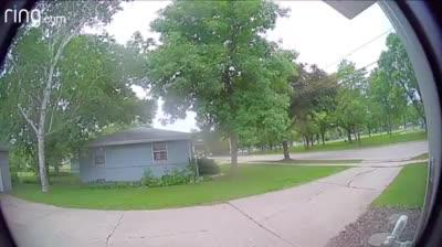 Package thefts are on the rise in Appleton. Including this recent one at a south side Appleton home.