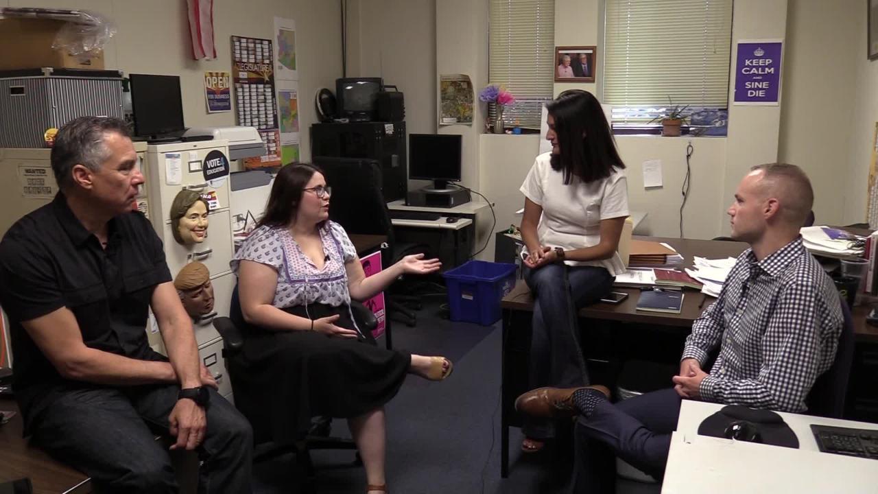 The Arizona Republic's politics team discusses immigration reform, Theranos and fraudulent signatures in the Legislative District 28 Senate race.