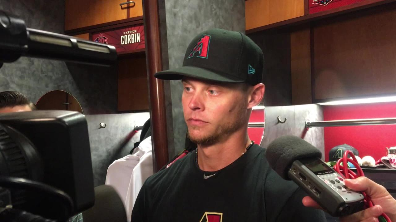 Buchholz allowed six runs, though only two earned runs, in four innings as the Diamondbacks defeated the Pittsburgh Pirates 13-8 at home on Tuesday.