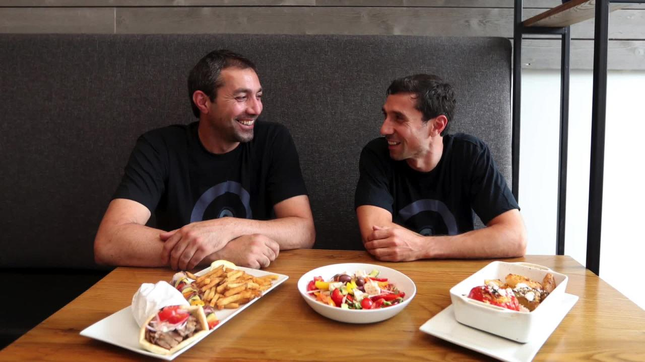 Kiriakos Theofanides, owner of Piata Greek Kitchen, explains the inspiration for his new restaurant.