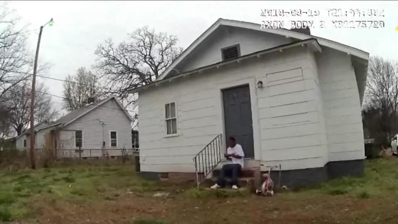 Body camera footage shows interactions between Jermaine Massey and deputies before his shooting death.