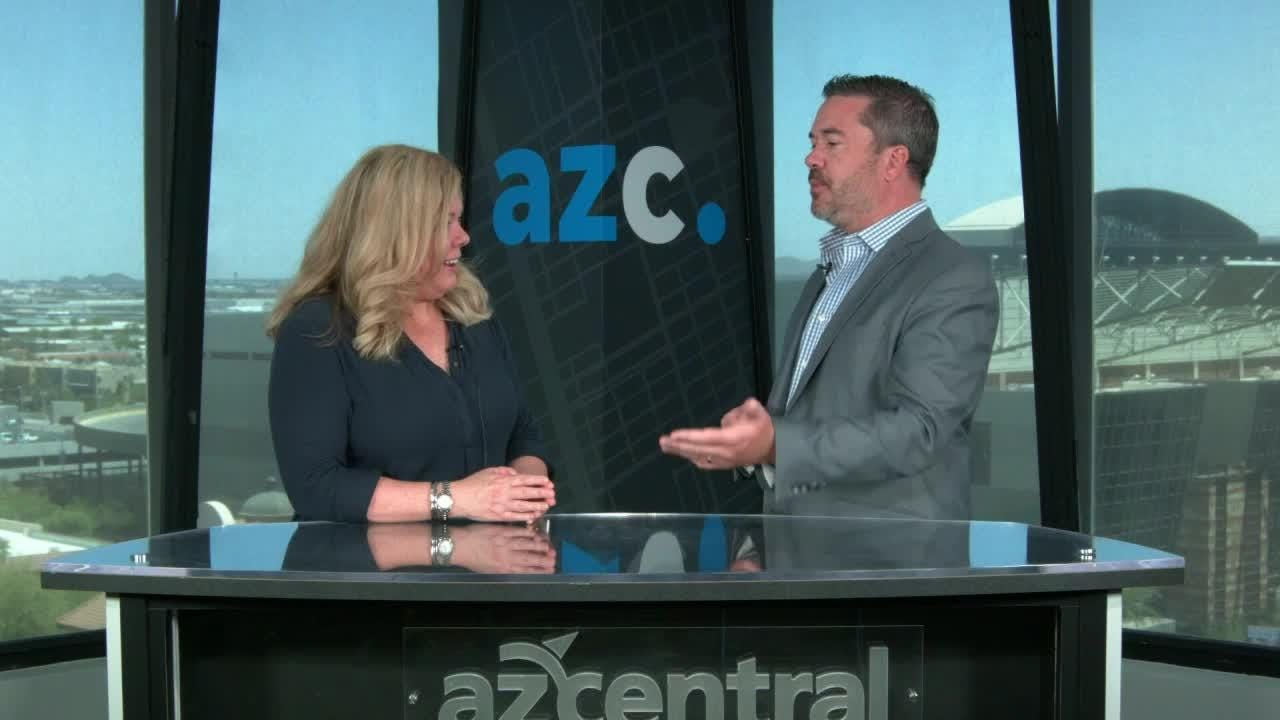 Catherine Reagor, housing reporter for azcentral and David Meek of Keller Williams Arizona Realty discuss tips for Phoenix's first-time homebuyers.