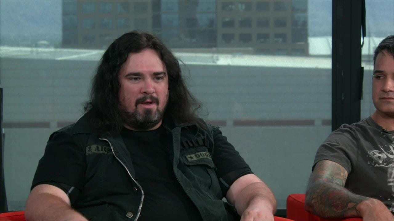Dash Cooper, son of rocker Alice Cooper, and Justin Swartzentruber of CO-OP about their self-titled debut album.