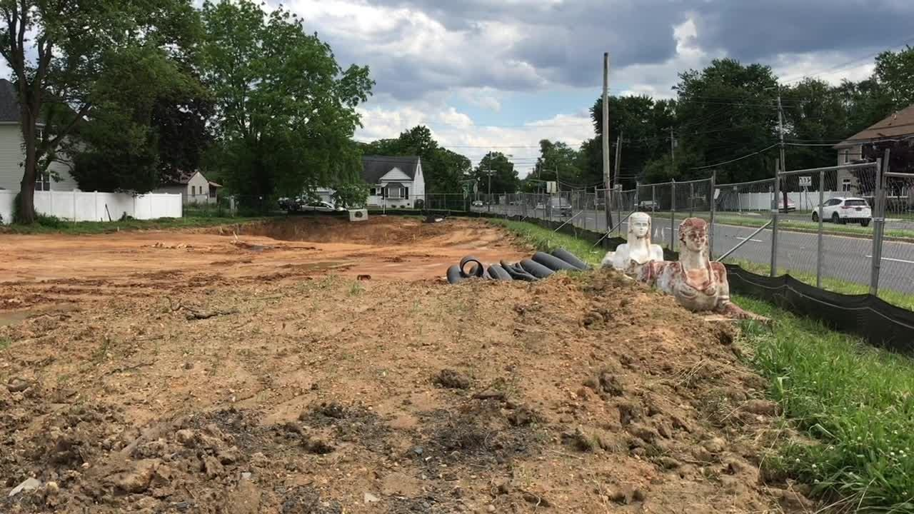 A look at several commercial and residential construction projects in East Brunswick.