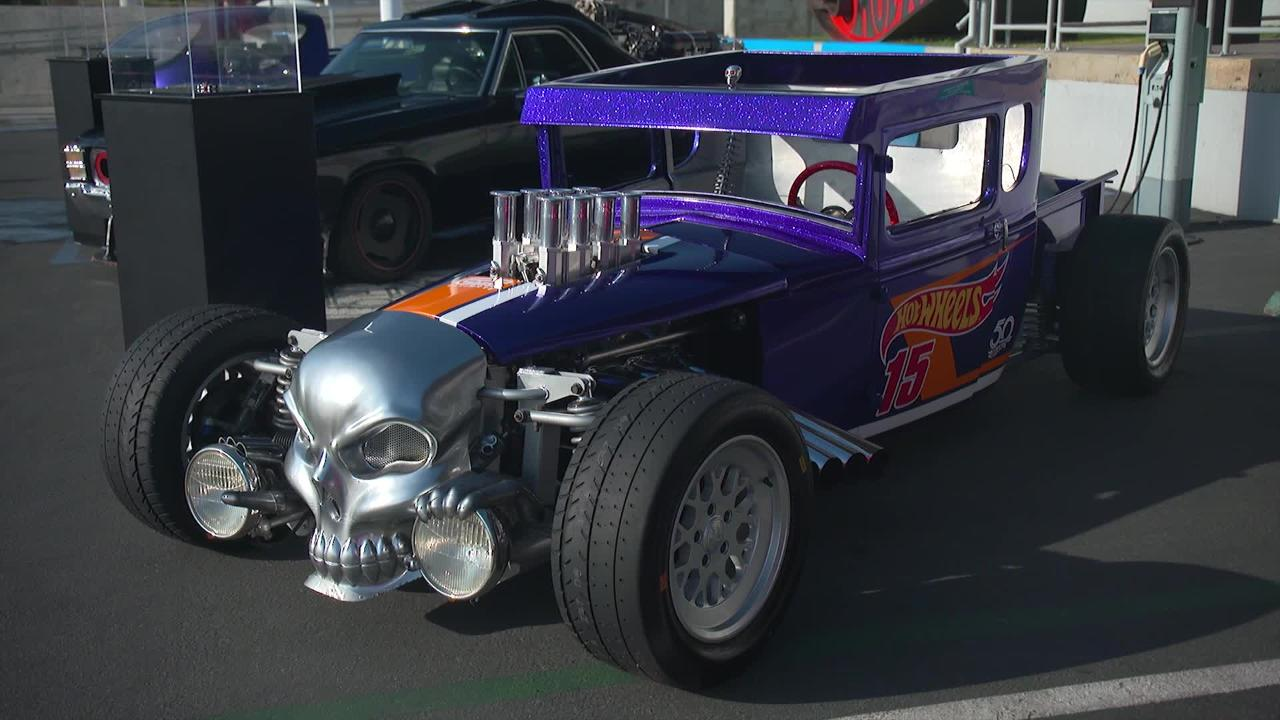 Want to see your custom car as a Hot Wheels?