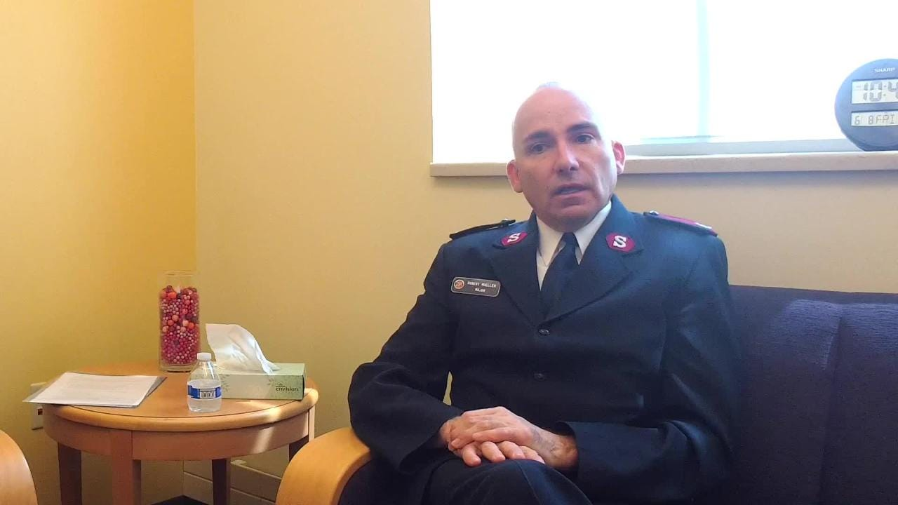Majors Bob and Lisa Mueller discuss takeaways from serving the Salvation Army of Greater Green Bay ahead of their new appointment in Minnesota.