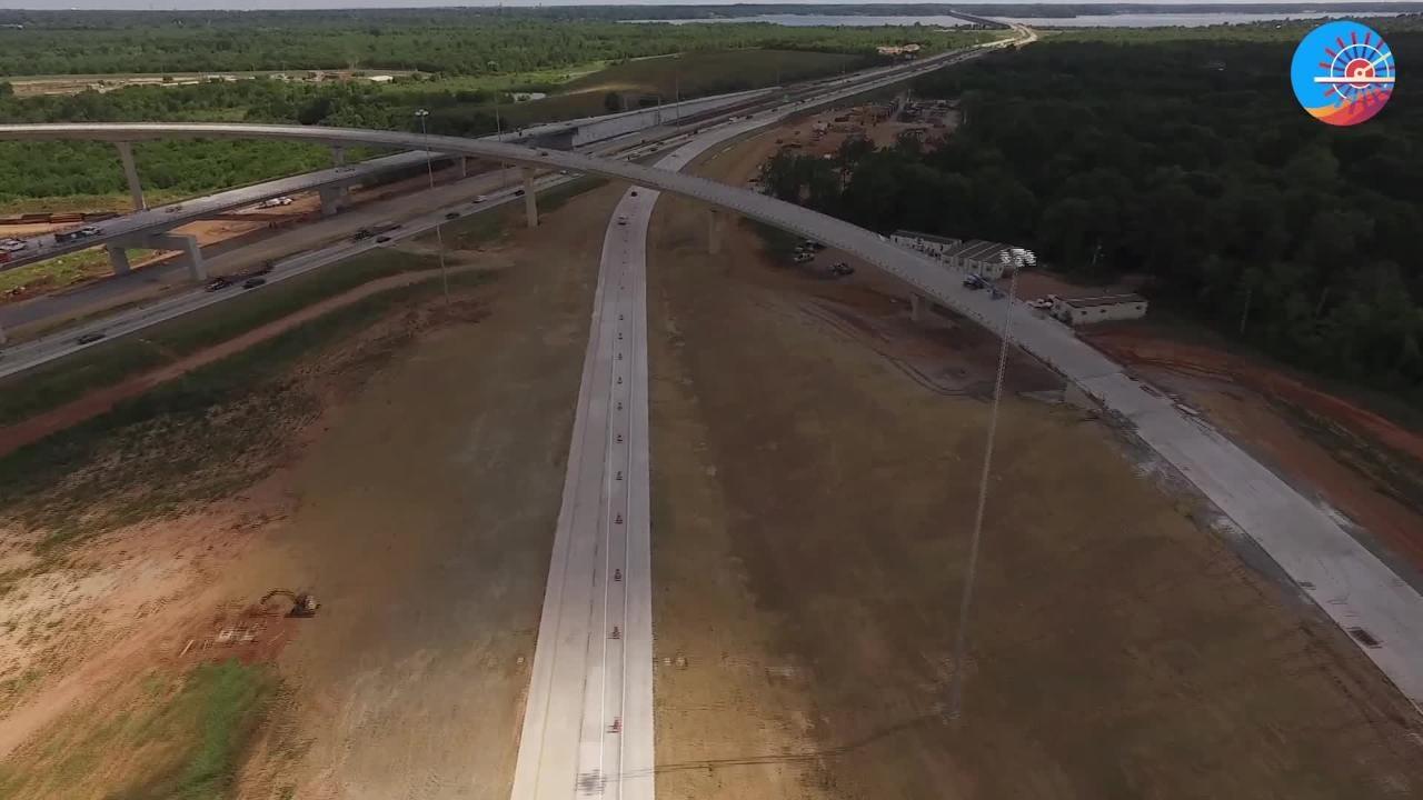 I-49 corridor closer to completion in Caddo Parish