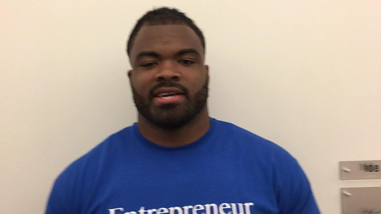 Memphis alum Dontari Poe on why he started an entrepreneur camp