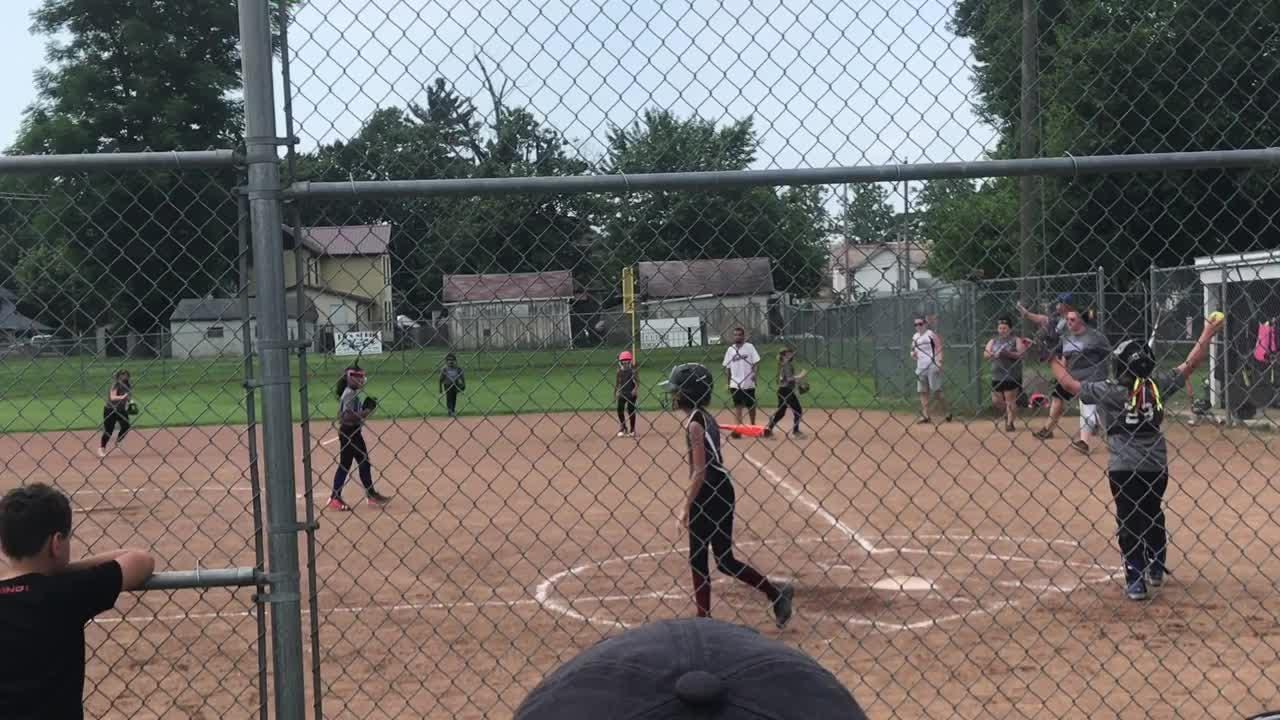 Two teams from Mound City, one from Licking Valley and one from Lakewood advanced to the softball finals of the Licking County Shrine Tournament.