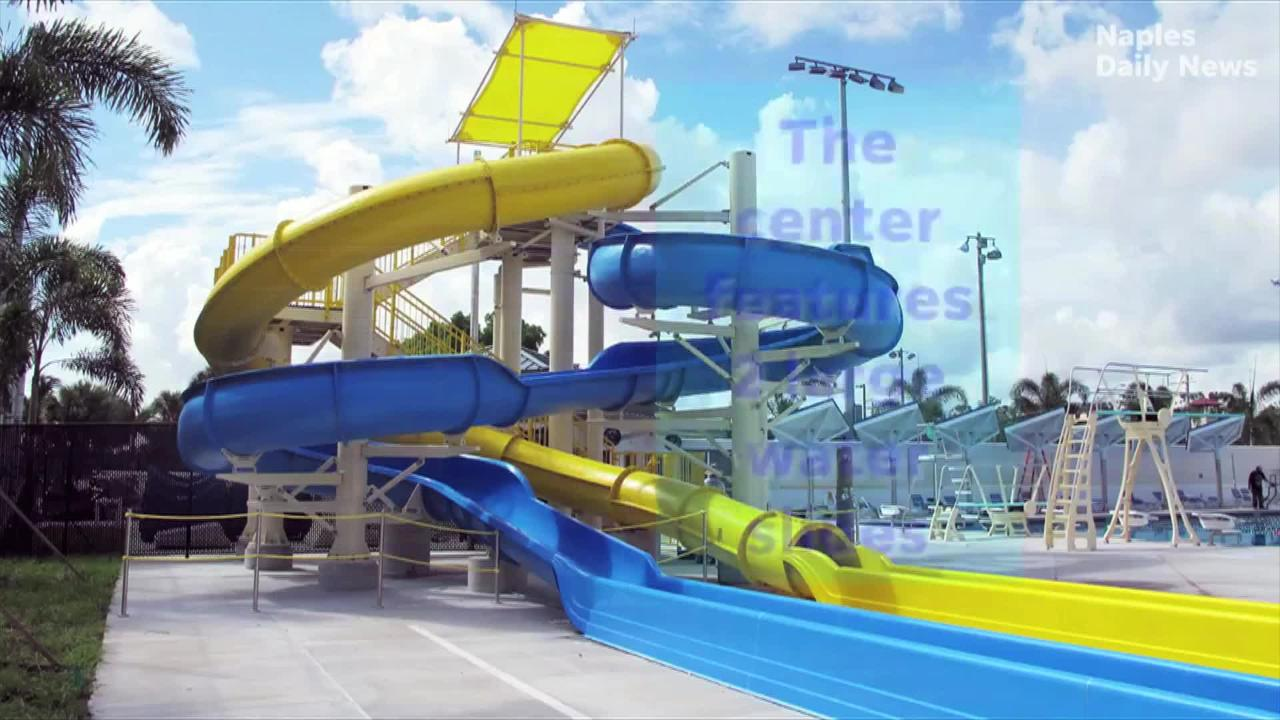 Must Know Monday: Aquatic center making splash in East Naples