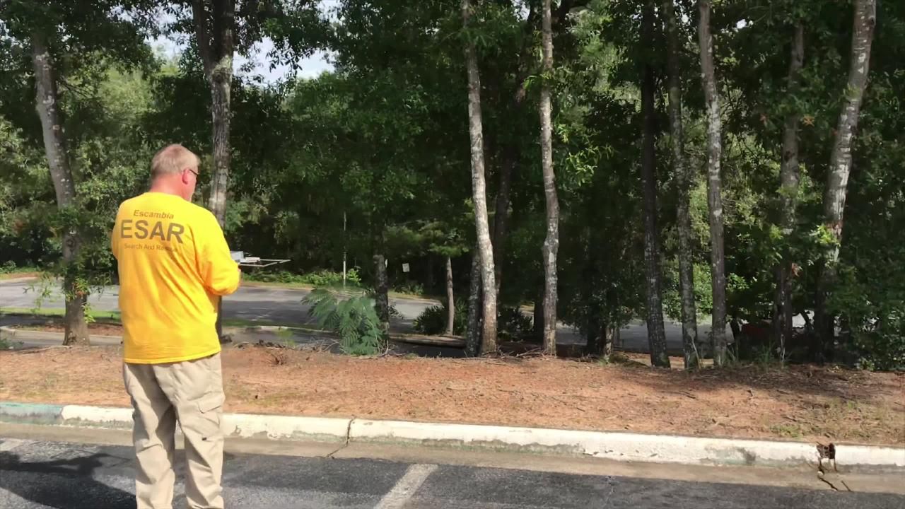 Escambia Search and Rescue's  Project Lifesaver uses radio frequencies to find people who are lost