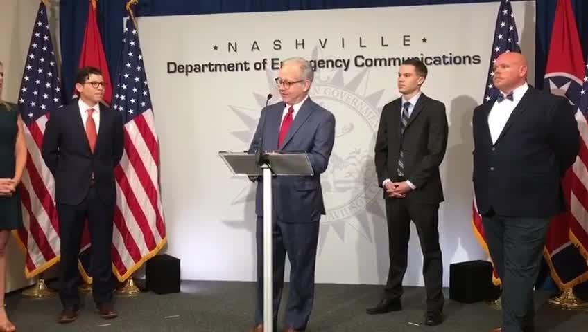 Nashville Mayor David Briley discusses using Apple technology to respond to emergencies