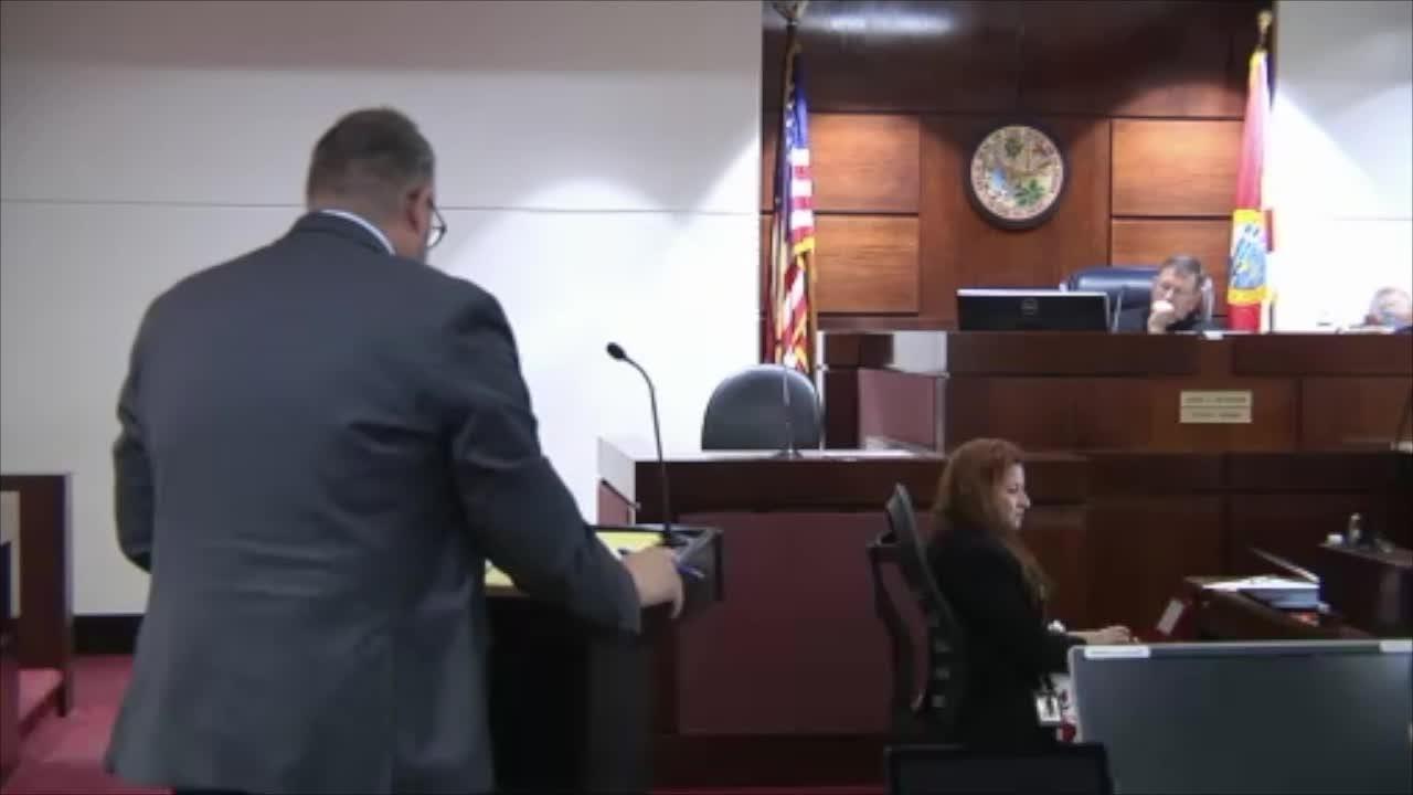 Watch it: Denise Williams' bail hearing