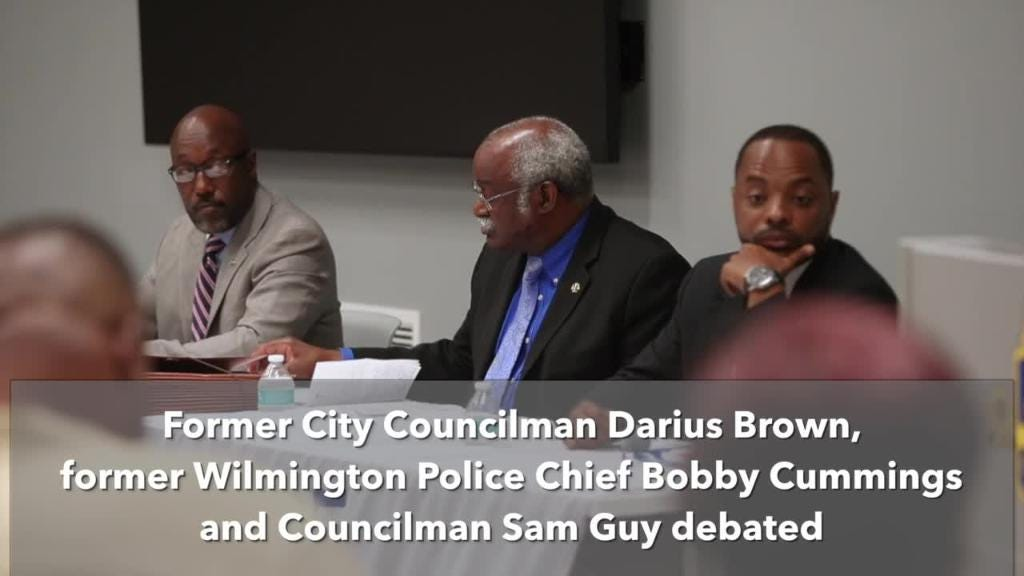 Candidates debate for state Senate District 2