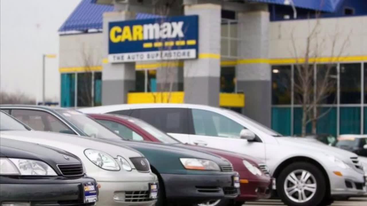 Brevard County's first CarMax is set to open in December off Palm Bay Road, just east of the I-95 interchange