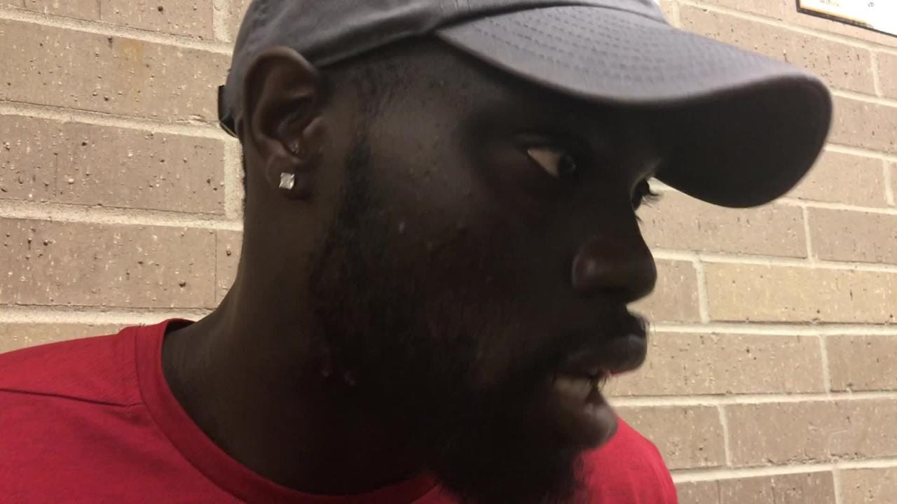 Iowa State basketball player Marial Shayok talks about the differences between last season and what he expects for the upcoming season