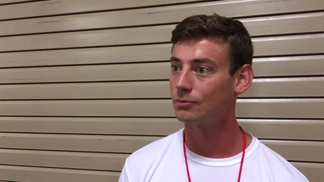 Philip Lane with the NMSU Atomic Aggies, discusses the team's first year at the Spaceport America Cup Rocket Competition.