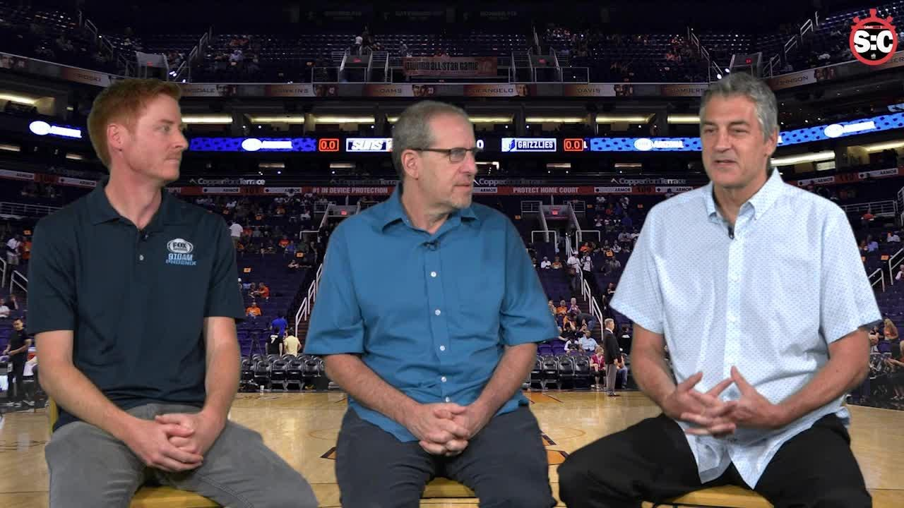 Special guest Jody Oehler, Scott Bordow and Jay Dieffenbach break down the NBA Draft and Phoenix Suns picks.