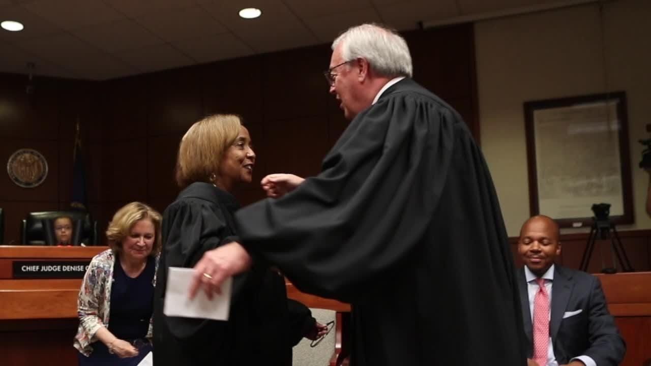 Judge Denise Clayton named Kentucky Court of Appeals Chief Judge
