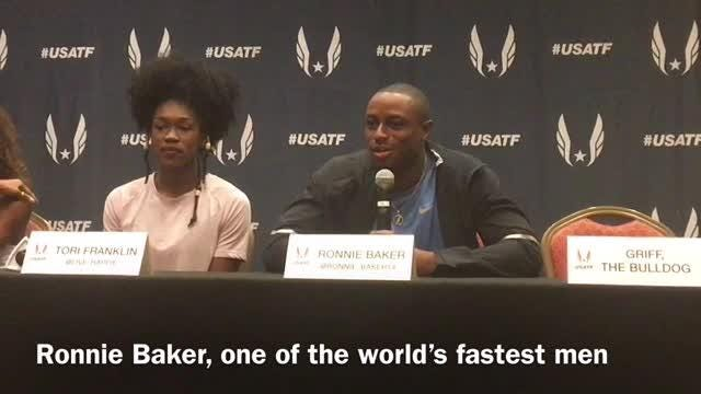USA track stars are ready to set records in Des Moines this week