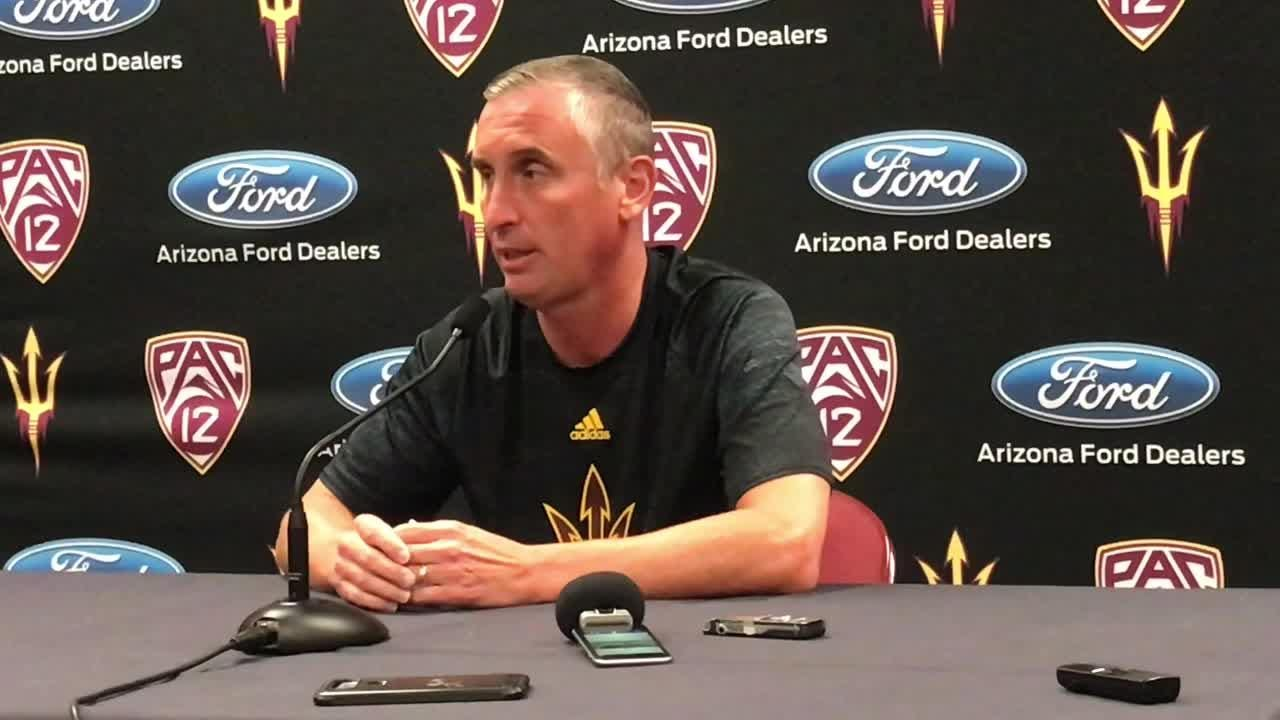 Coach Bobby Hurley says ASU basketball made a breakthrough a year ahead of schedule and could be better in 2018-19.