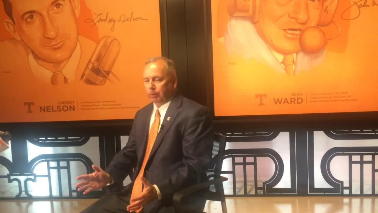 Vol Network general manager Steve Early takes stock in the broadcasting career of John Ward