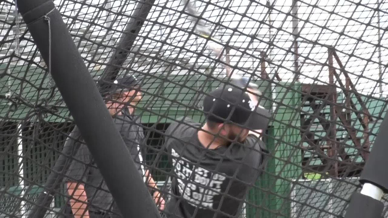 Mackenzie Salmon reports from Omaha as Mississippi State prepares to play Oregon State in the College World Series
