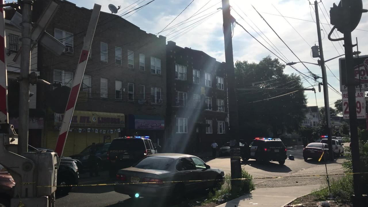 A man with a gunshot wound to the head was found in a parked car on Park Avenue on Friday morning.