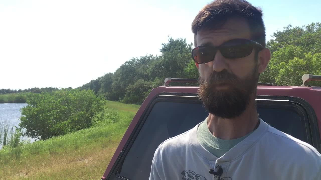 Video: Gator expert discusses poaching threat