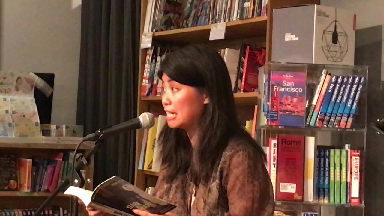 Wayne native Winnie Li talks about her first novel, a recreation of her rape while hiking in Ireland.