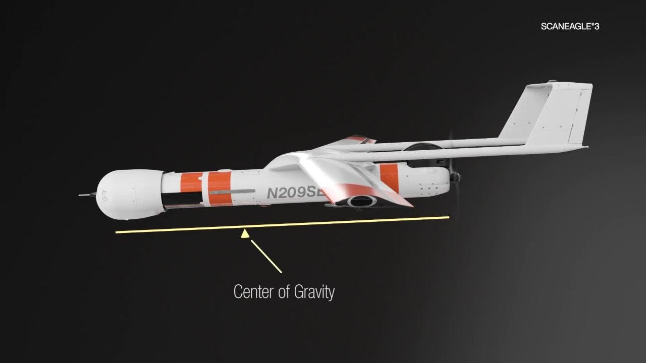 Here's a quick overview of the ScanEagle3's features