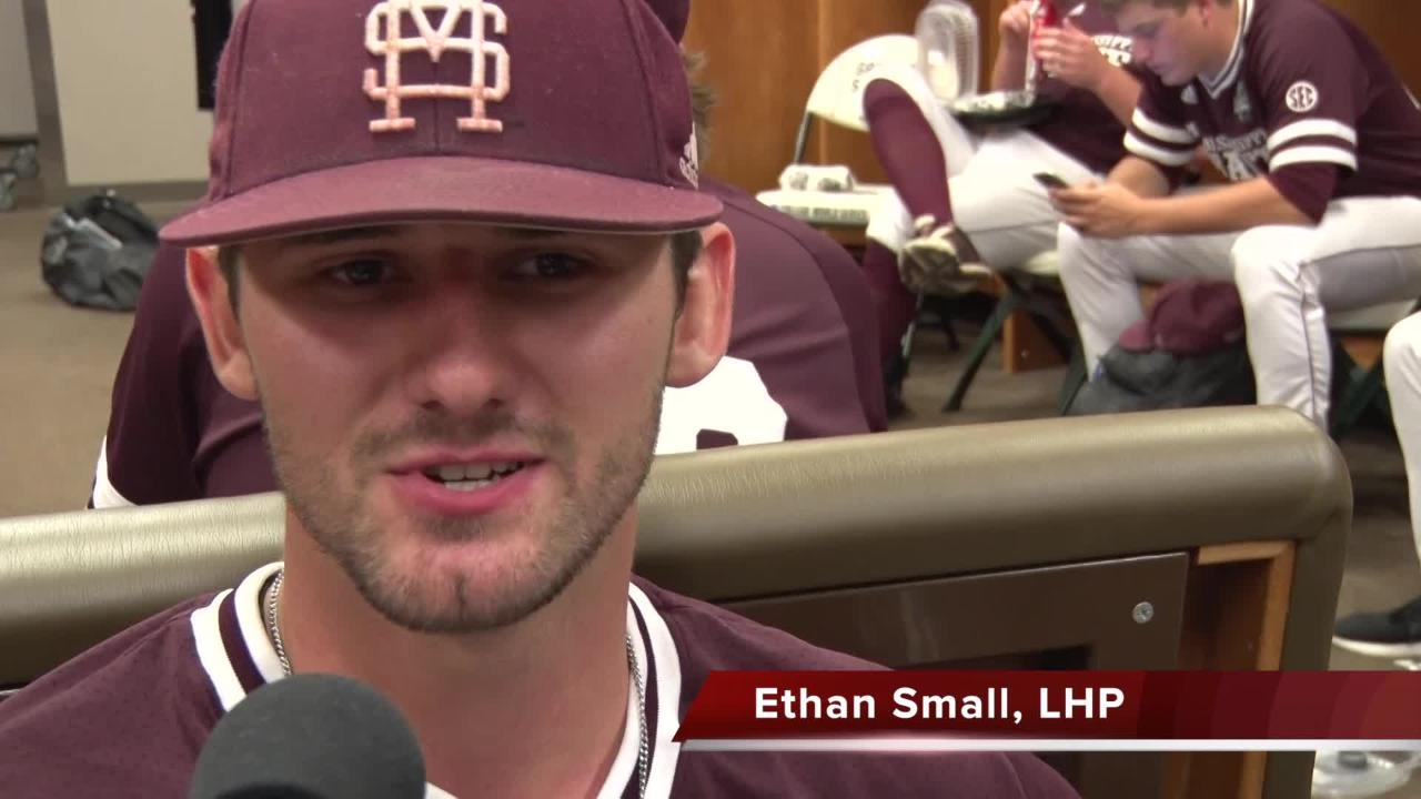 Mackenzie Salmon reports from Omaha and the College World Series as Mississippi State faces a do-or-die game against Oregon State on Saturday