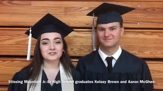 Stissing Mountain Junior-Senior High School, in the Pine Plains Central School District, held graduation on June 23, 2018.