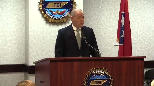 David Rausch makes his first remarks as TBI director