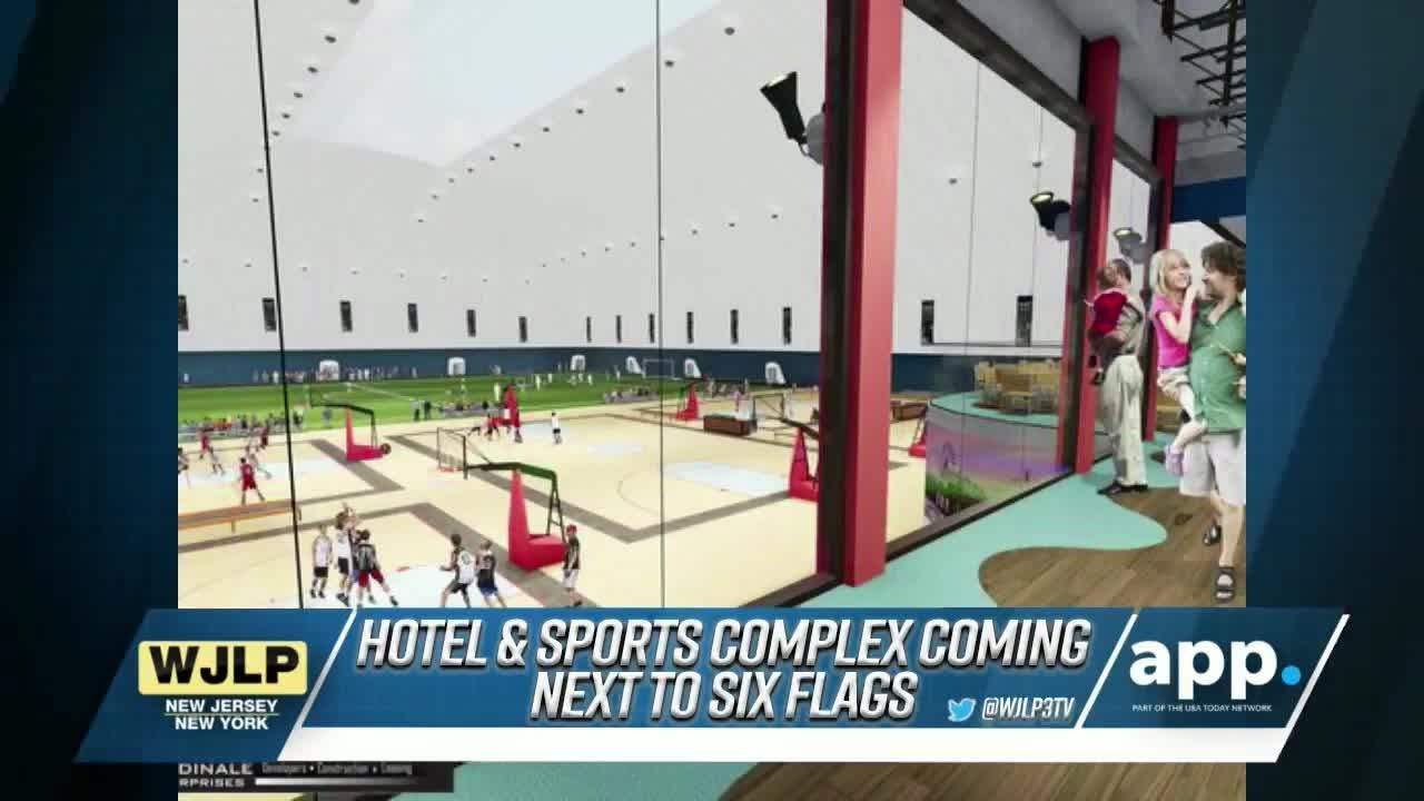 NewsBreak: Development planned near Six Flags