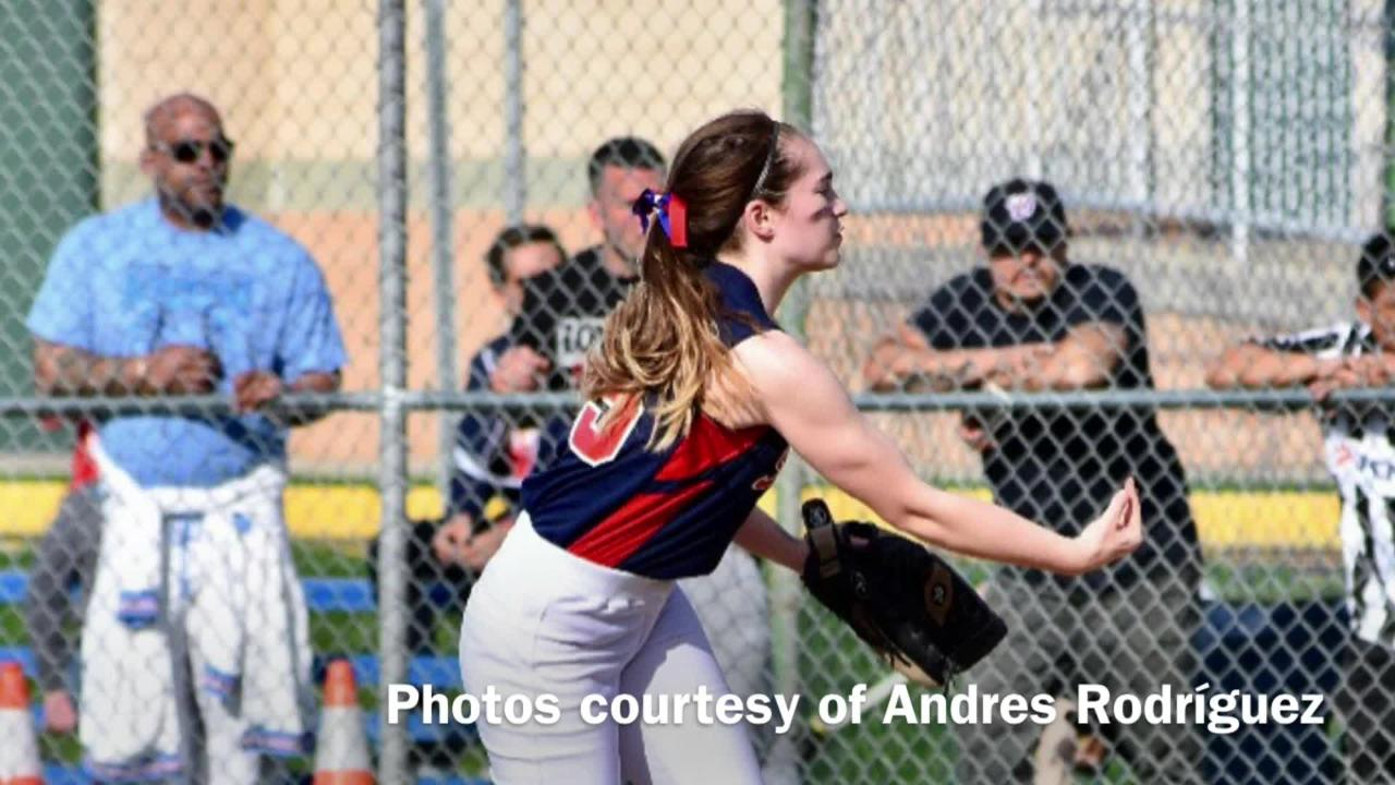 Varsity Aces' Greg Tartaglia on Secaucus rising senior Jessie Gohde, who has earned varsity letters in girls volleyball, bowling and softball.