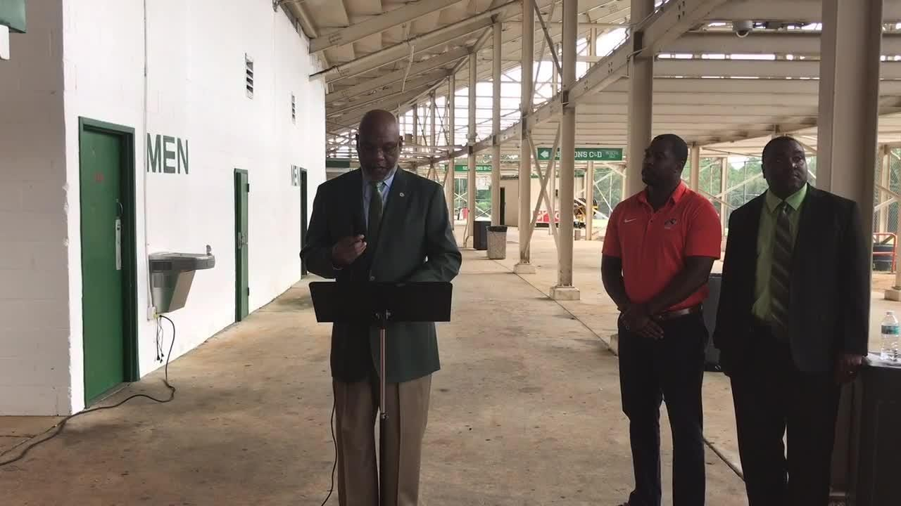 FAMU will feature new field turf at Bragg Memorial Stadium for 2018